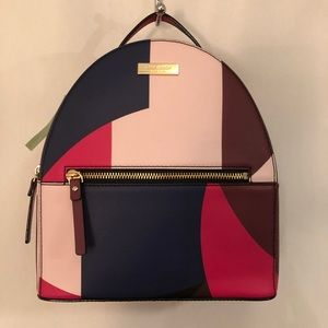 KATE SPADE Laurel Way Geo Spotlight Sammi Backpack
